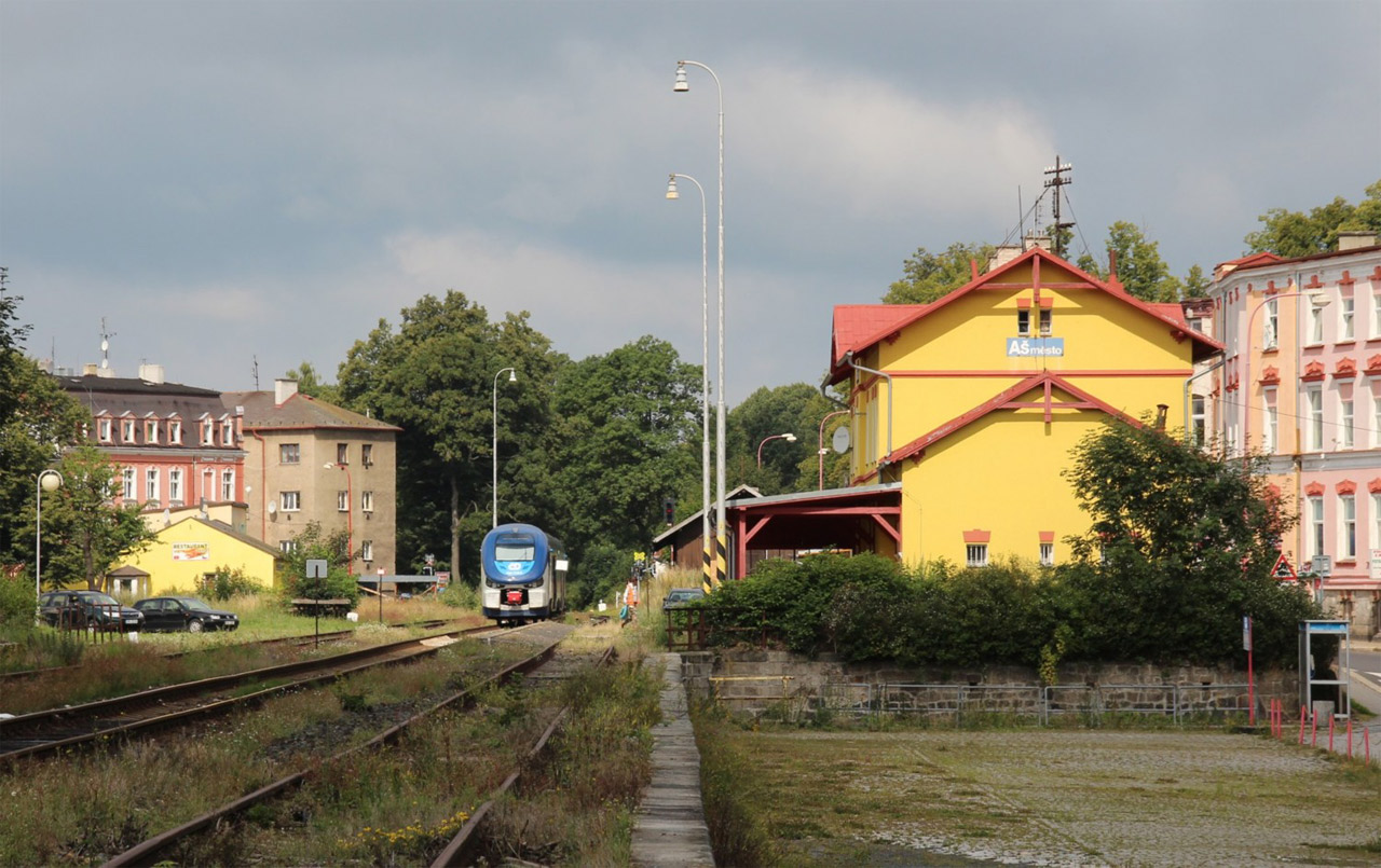 Asch Tschechien aschadorf